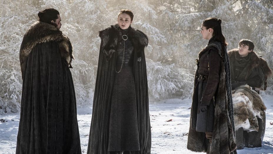 'Game of Thrones' S8E4 the Starks - Publicity - H 2019
