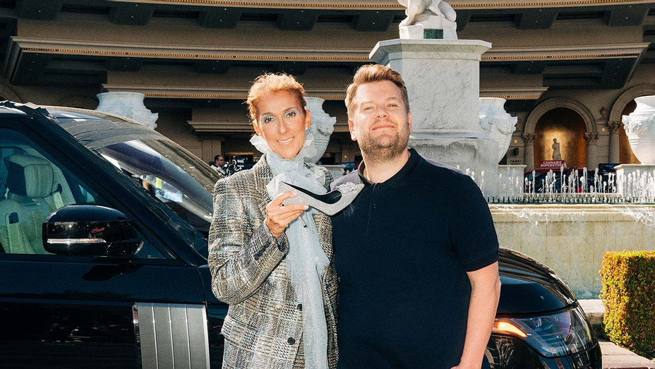 Carpool Karaoke with Celine Dion on The Late Late Show with James Corden - Publicity-H 2019