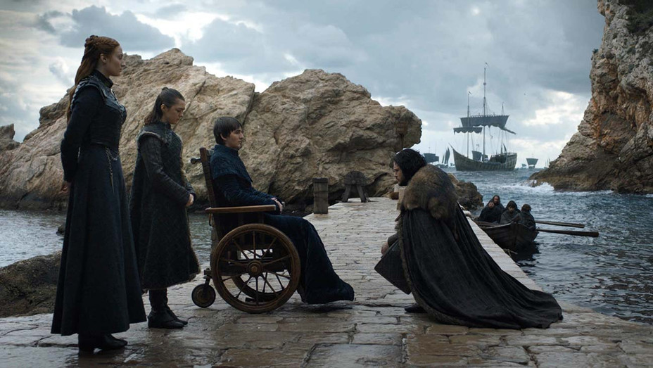 Game of Thrones - Season Eight, Series Finale - Episode Six - Image14- Publicity-H 2019
