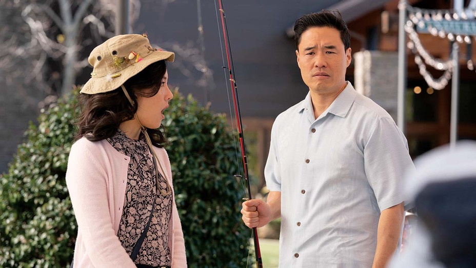 Randall Park Louis Huang Fresh Off the Boat (ABC) - Publicity -H 2019
