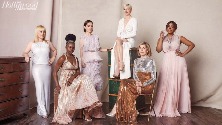 """""""This Is the New Me"""": Emilia Clarke, Michelle Williams and The Hollywood Reporter Drama Actress Roundtable"""