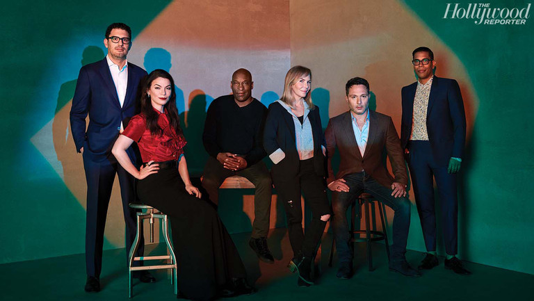 """You're Not Gonna F***in' Tell Me What My Story Is"": Sam Esmail, Nic Pizzolatto and The Hollywood Reporter Drama Showrunner Roundtable"