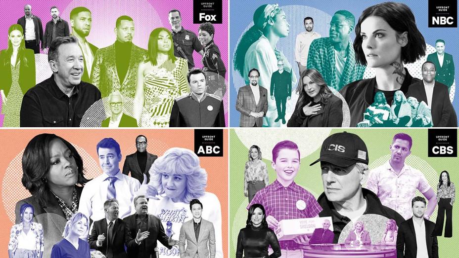 2019 Network Upfronts-Scorecards-Publicity-Split-H 2019