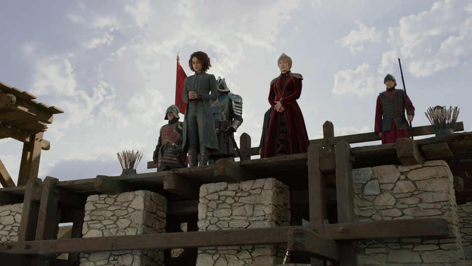 'Game of Thrones' S8E4 Missandei and Cersei - Publicity - H 2019