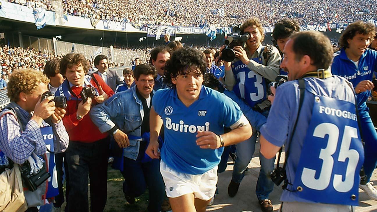 Diego Maradona Still 1 - Cannes Film Festival Publicity-H 2019