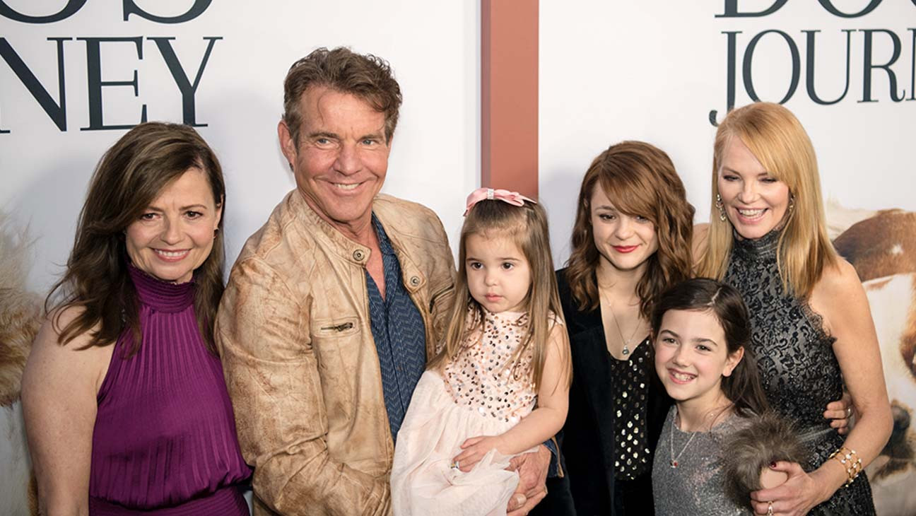 A Dog S Journey Cast Praises Rescue Dog Co Stars At Premiere Hollywood Reporter