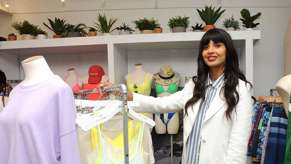#AerieREAL Role Model Jameela Jamil - Aerie Swim Day, 5.10.19-Publicity-H 2019