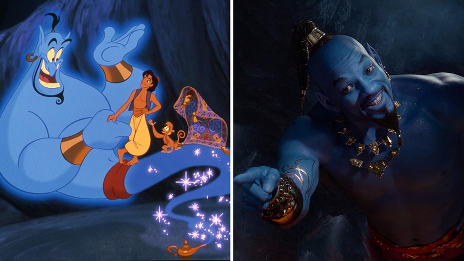 Aladdin Genie Split 1992 2019 - Photofest - H 2019