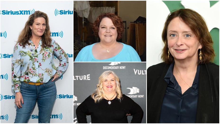 Ana Gasteyer, Emily Spivey, Paula Pell, Rachel Dratch - H - 2019