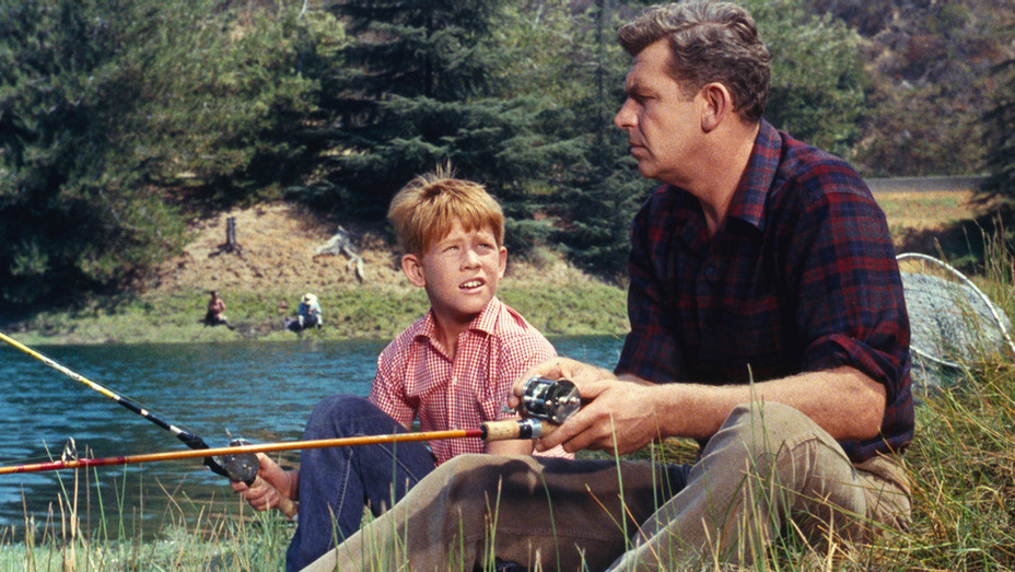 The Andy Griffith Show Fishing - Photofest - H 2019