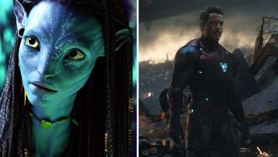 Avatar-Avengers-Endgame-Publicity Stills-Split-H 2019