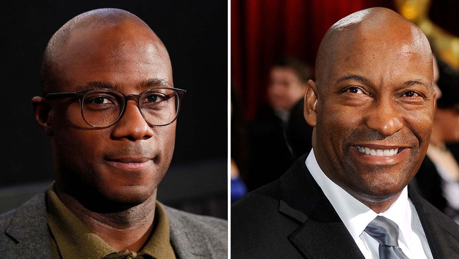 Barry Jenkins and John Singleton-Split-Getty-H 2019