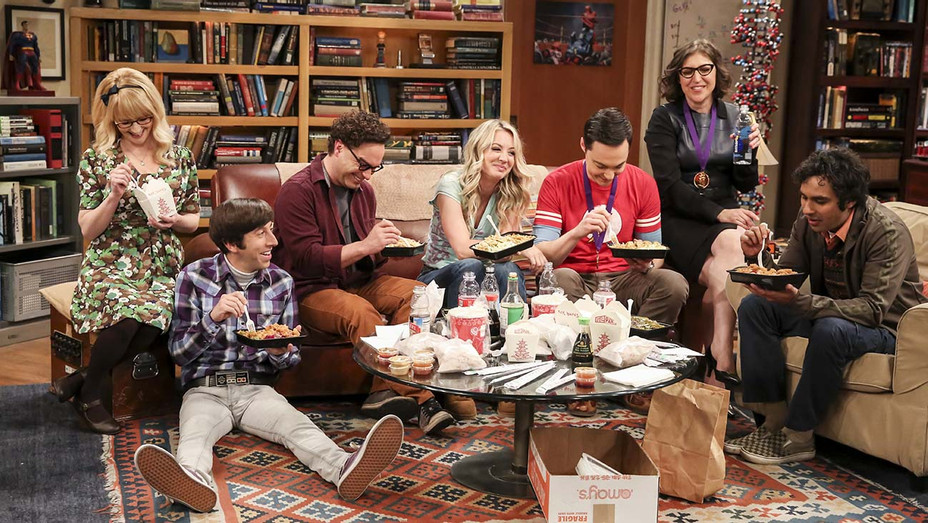 THE BIG BANG THEORY - finale food -Publicity 8- H 2019