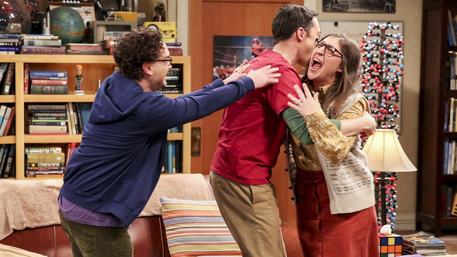 THE BIG BANG THEORY - finale win -Publicity 12- H 2019