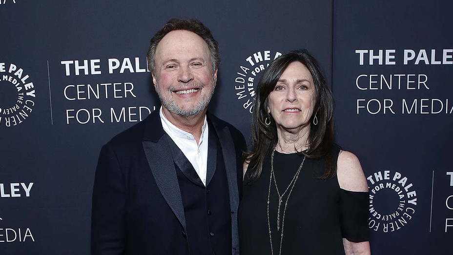 Billy Crystal and Janice Crystal - Getty - H 2019