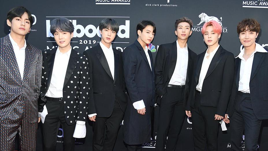 BTS- 2019 Billboard Music Awards -Getty-H 2019