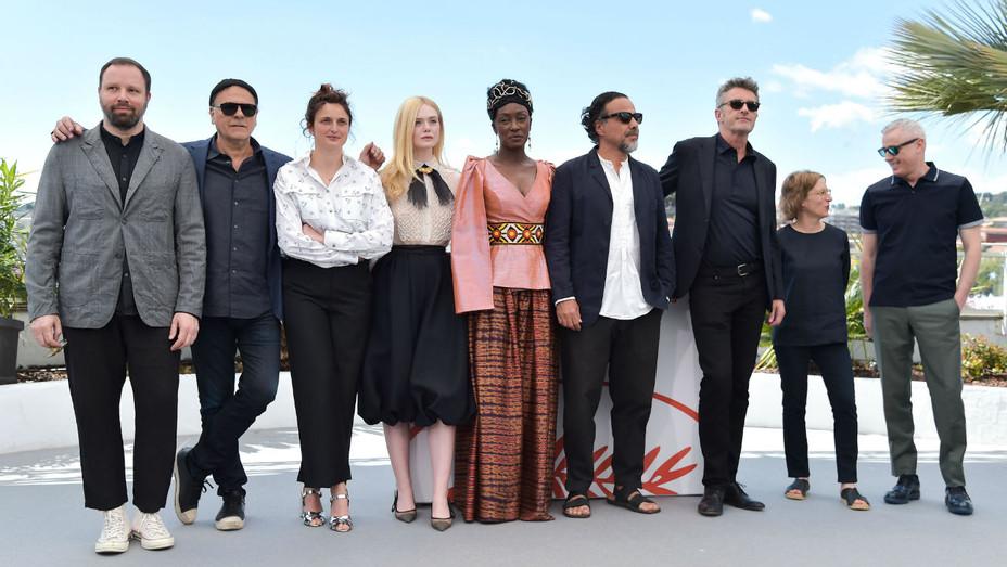 Cannes Film Festival jury 2019 - H 2019