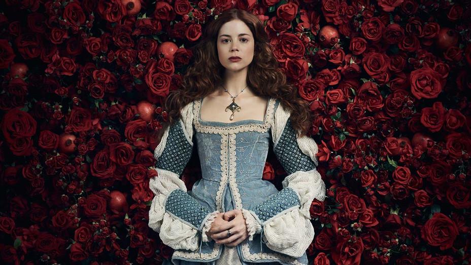 'The Spanish Princess' Charlotte Hope — Publicity — H 2019