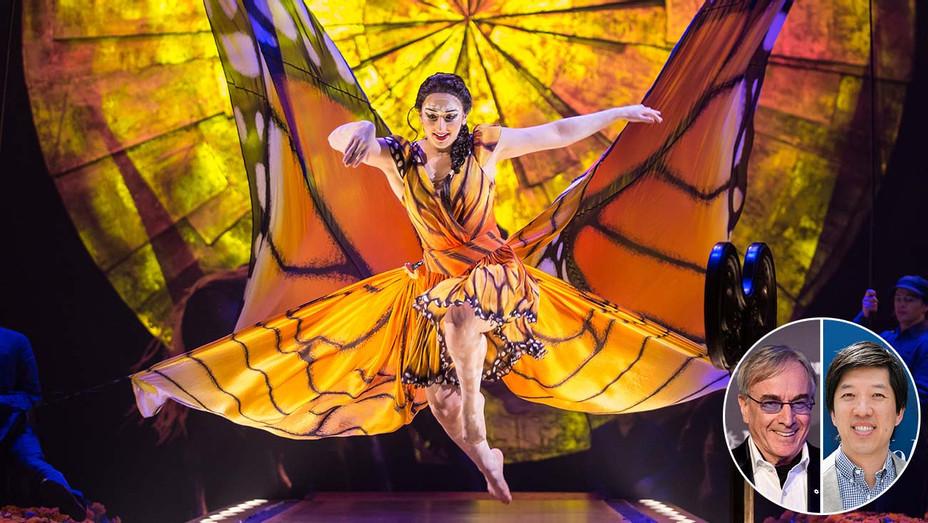 Cirque Du Soleil_Daniel Lamarre and Dan Lin_Inset - Publicity - H 2019