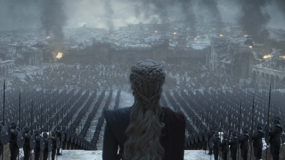 Game of Thrones - Season 8, Episode 6 -Emilia Clarke as Daenerys Targaryen- H 2019
