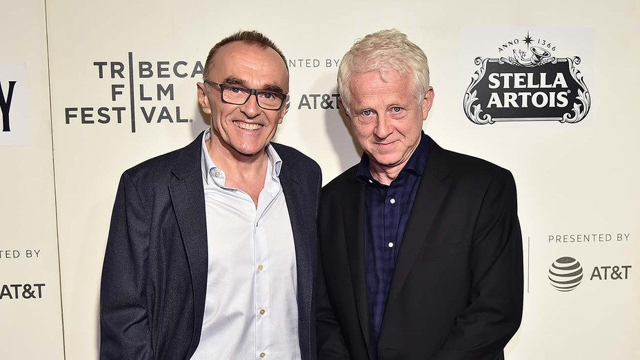 Danny Boyle and Richard Curtis - Getty - H 2019