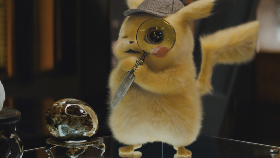 Detective Pikachu Marketing