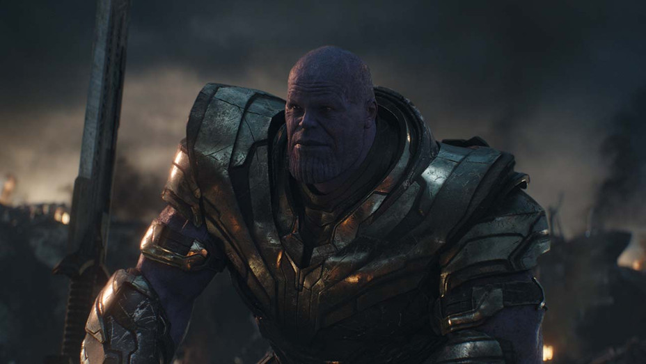 Marvel Studios' AVENGERS ENDGAME  Thanos (Josh Brolin)  Photo: Film Frame - Marvel Studios 2019 - H 2019