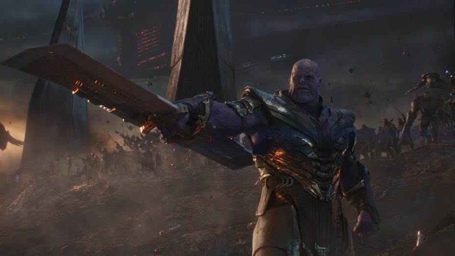 Marvel Studios' AVENGERS ENDGAME  Thanos (Josh Brolin)  Photo: Film Frame 2- Marvel Studios 2019 - H 2019