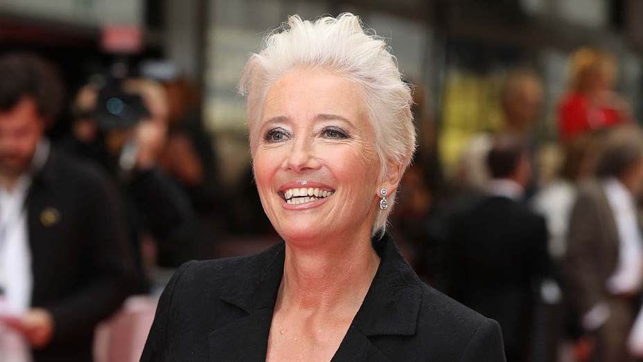 Emma Thompson attends 'The Children Act' UK -Getty-H 2019