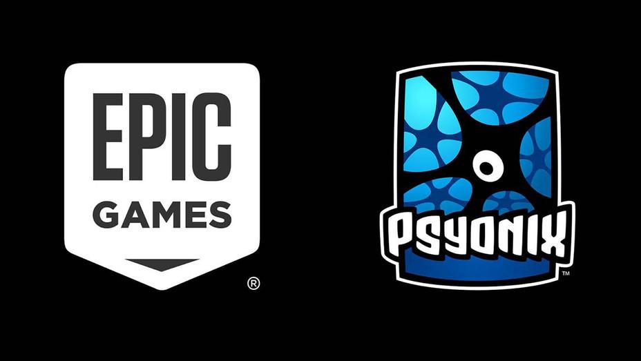 Epic Games Psyonix_Logos - Publicity - H 2019
