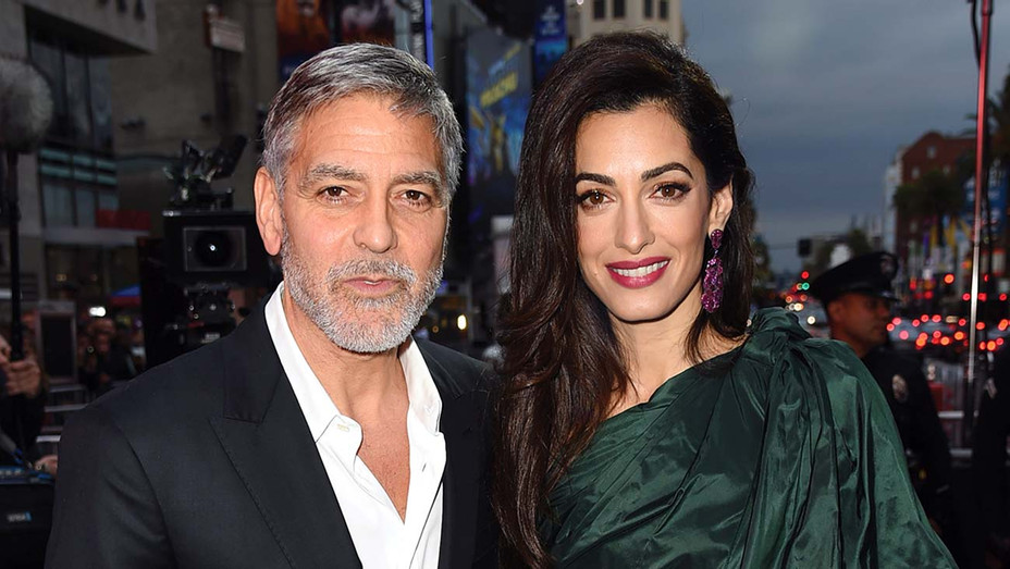 George Clooney and Amal Clooney-Getty-H 2019