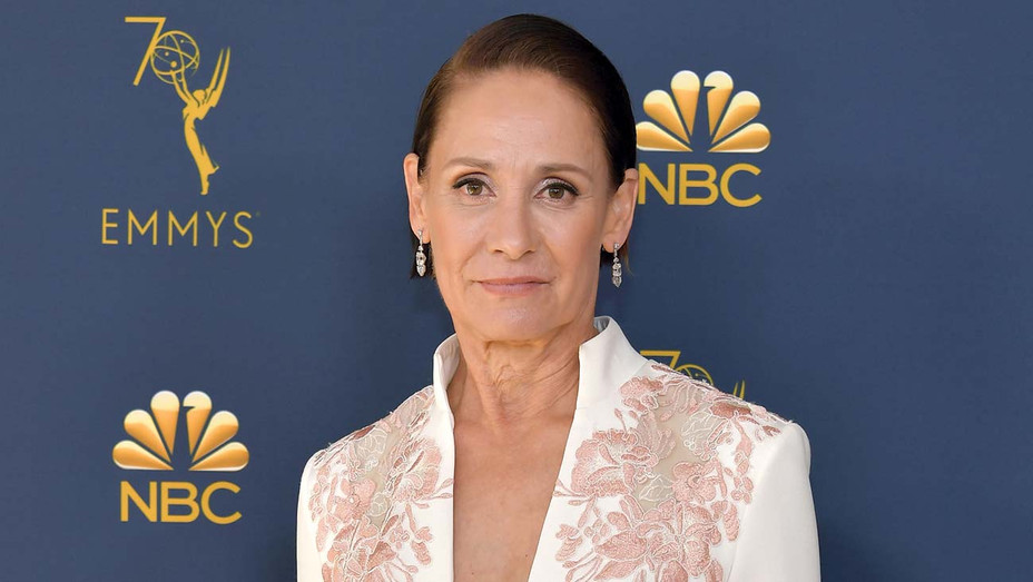 Laurie Metcalf attends the 70th Emmy Awards - Getty-H 2019