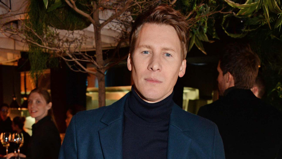 Lance Black attends the GQ 30th anniversary party - Getty -H 2019