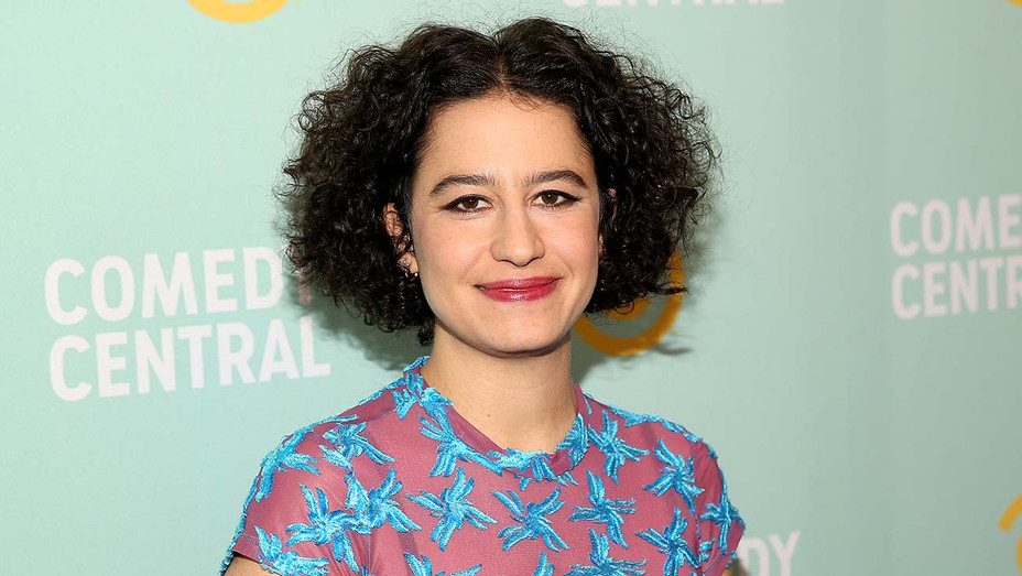 Ilana Glazer attends the 2019 Comedy Central Press Day - Getty-H 2019