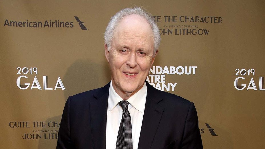 John Lithgow attends the Roundabout Theatre Company's 2019 Gala - Getty-H 2019