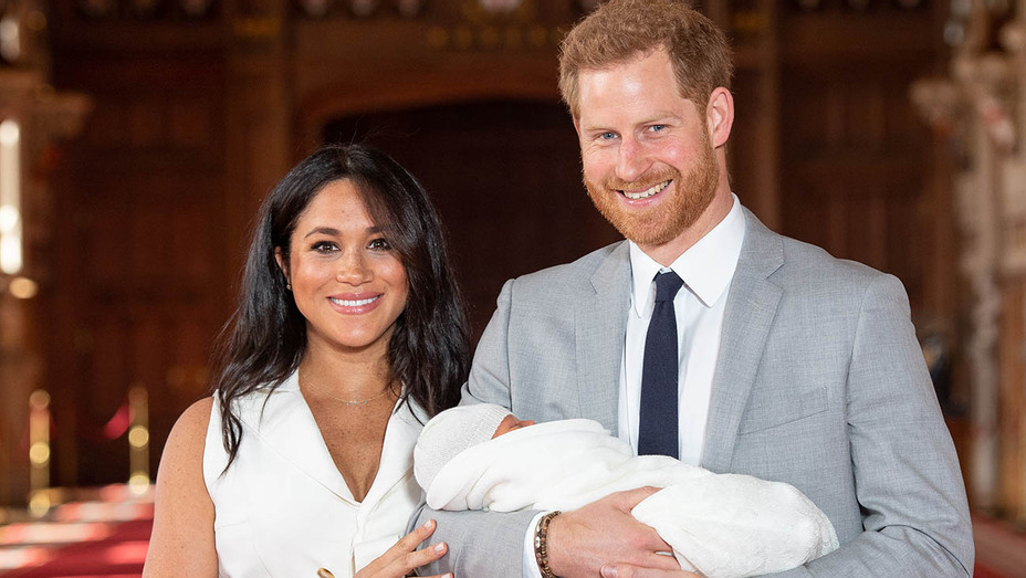 Meghan Markle, Perince Harry Royal Baby - Getty - 2019