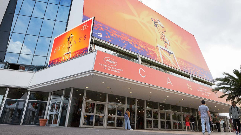 Generic Cannes 2019 Shot - H Getty
