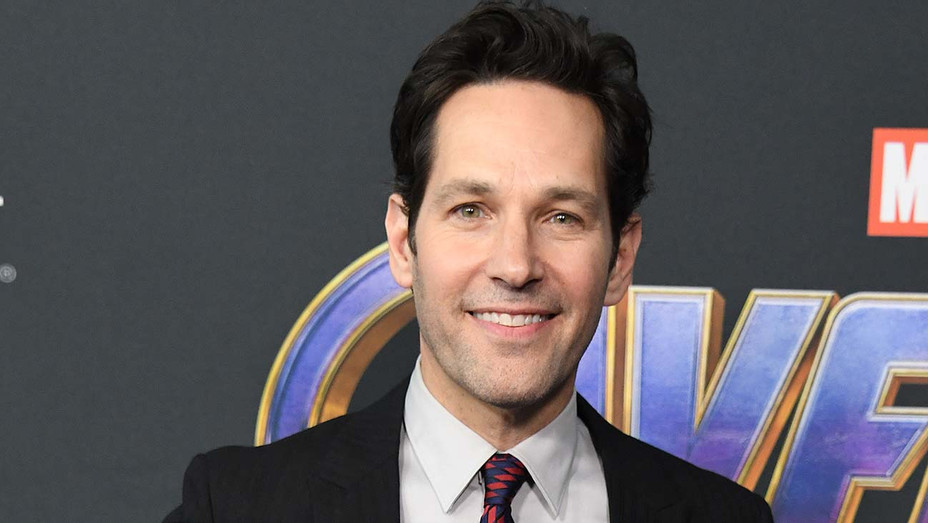 """Paul Rudd attends the World Premiere of """"Avengers: Endgame"""" - Getty-H 2019"""