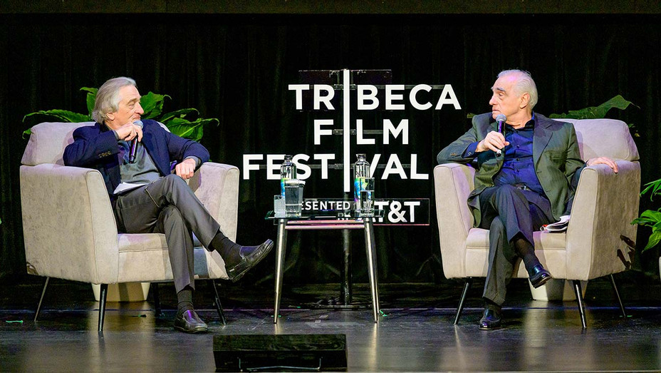Robert De Niro and Martin Scorsese- Tribeca Talks - Directors Series -Getty-H 2019