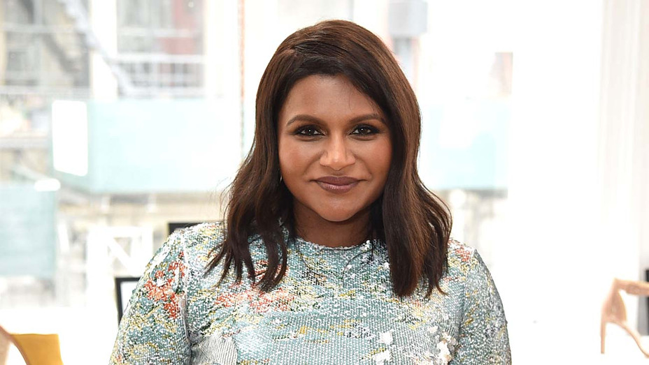 Mindy Kaling celebrates DSW partnership and spring trends at Home Studios on May 03, 2019- GEtty-H 2019