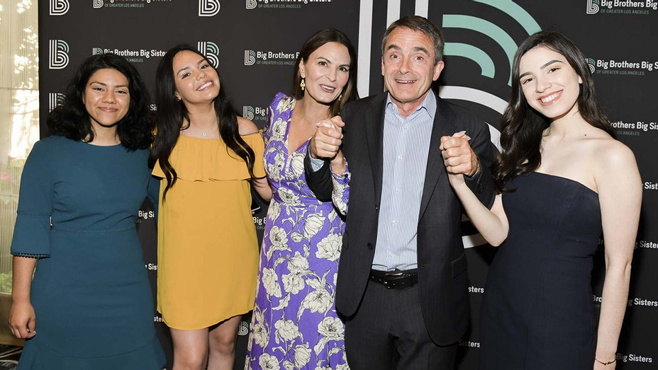 The Chuck Lorre Family Foundation Scholars - May 05, 2019 - Getty-H 2019