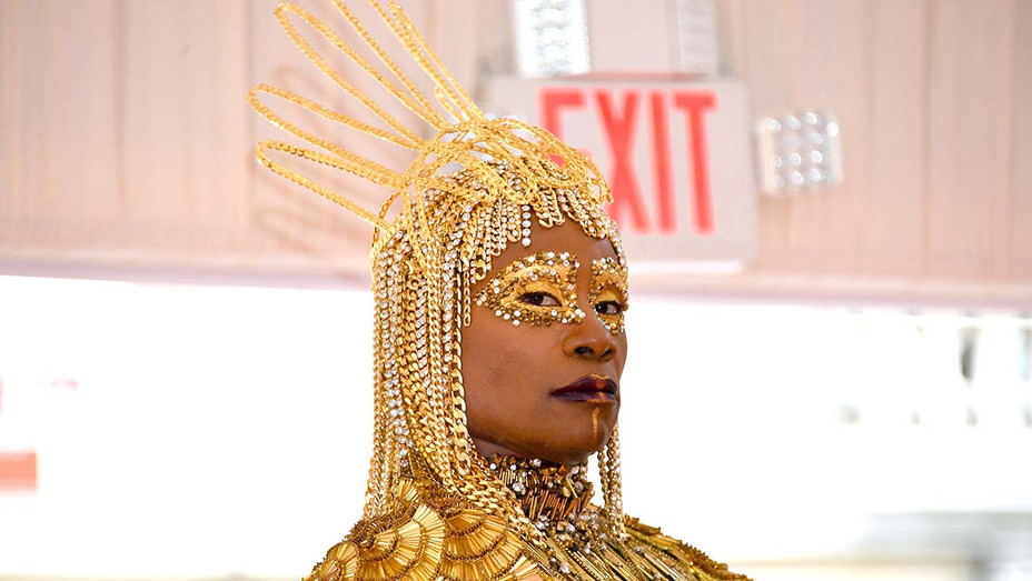 Billy Porter attends The 2019 Met Gala Celebrating Camp - H 2019