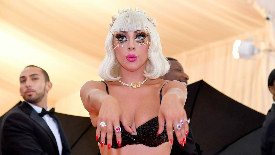 Lady Gaga attends The 2019 Met Gala Celebrating Camp - Getty-H 2019