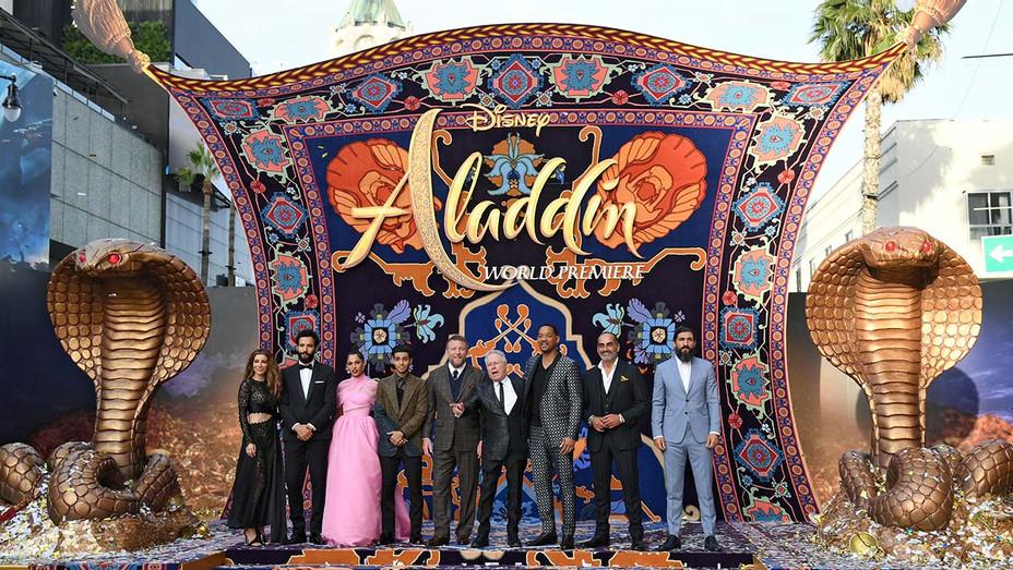 Disney's Aladdin at El Capitan - Getty-H 2019