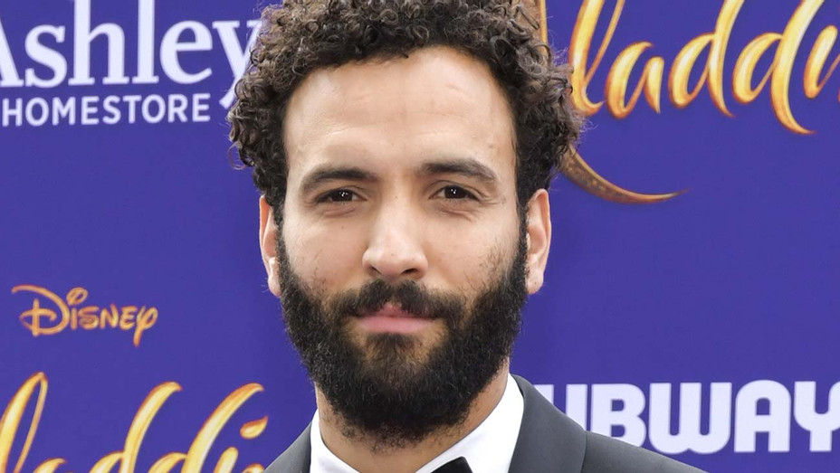 "Marwin Kenzari attends the premiere of Disney's ""Aladdin"" - Getty-H 2019"