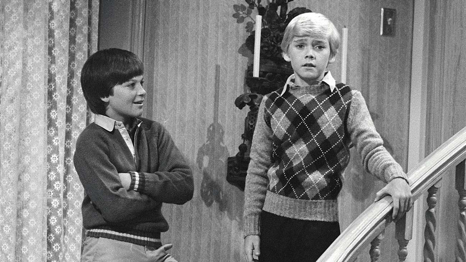 ONE TIME USE ONLY -SILVER SPOONS - A Little Magic Episode 11 -Jason Bateman- Rick Schroder - Getty-H 2019