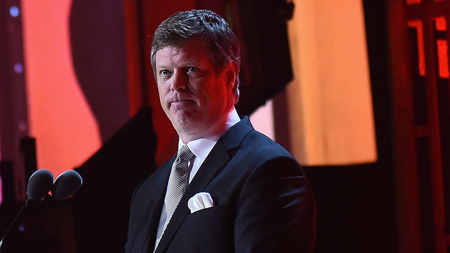 Jeffrey P. Jones, Director of the George Foster Peabody Awards 2- Getty-H 2019