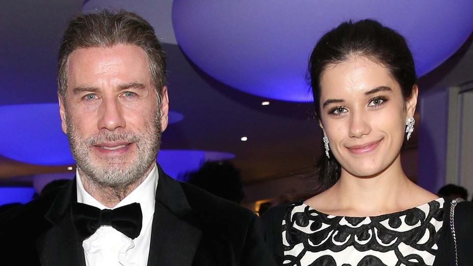 John Travolta and daughter Ella Bleu Travolta - Getty-H 2019