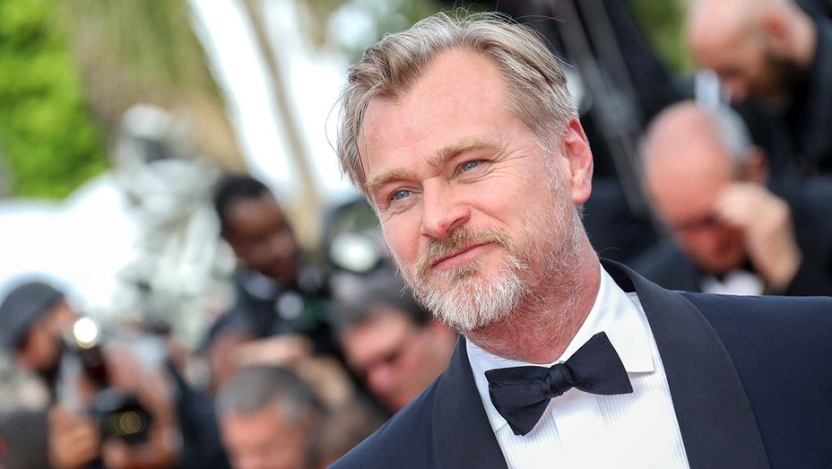 """Christopher Nolan attends the screening of """"Sink Or Swim - Getty-H 2019"""