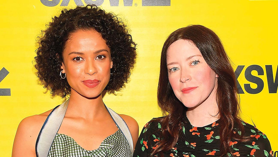 """Gugu Mbatha-Raw and Julia Hart attends the """"Fast Color"""" Premiere -Getty-H 2019"""
